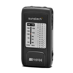 Radio Sunstech RPC4BK Negro