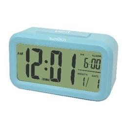 Reloj Despertador Sunstech CK-26 Azul
