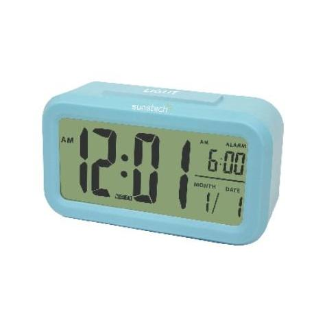 reloj-despertador-sunstech-ck-26-azul
