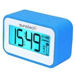 Radio Despertador Sunstech FRD-30U Azul