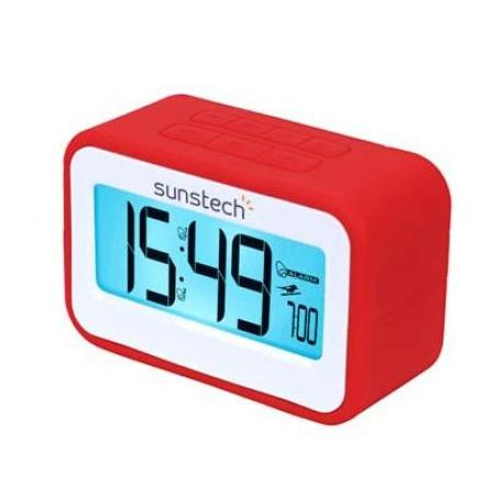 radio-despertador-sunstech-frd-30u-rojo