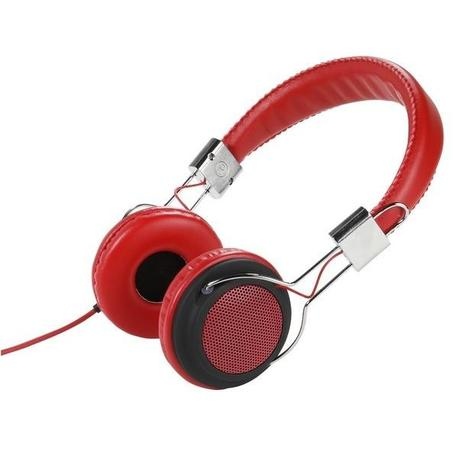 auriculares-street-style-vivanco-col-400-red-headphones-rojos