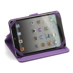 "Funda Tablet Ngs Plus 7""-8"" Morada"