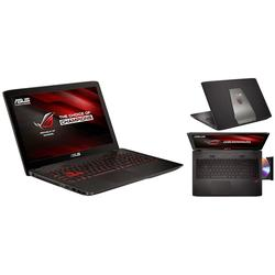 "Asus GL552JX-DM161H Portátil Gaming 15.6"" i7-4720HQ 8GB 1TB"