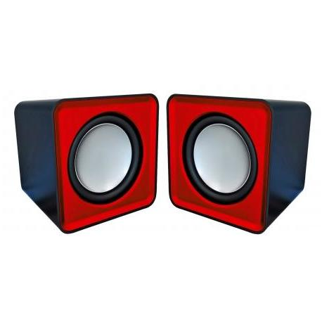 altavoces-pc-omega-og01r-20-surveyor-6w-usb-rojo
