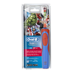 Oral B D12 Vitality Stages Avengers Cepillo dental Braun