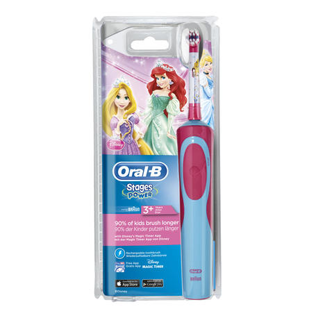 oral-b-d12-vitality-stages-princesas-cepillo-dental-braun-vaso