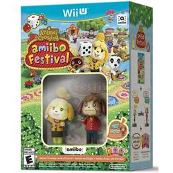 Wii U Nintendo Animal Crossing: Amiibo festival