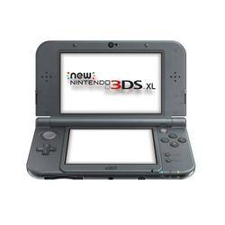 Nintendo New 3DS XL Negro Metálico