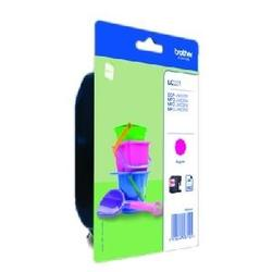 Cartucho Tinta Brother LC221MBP Magenta 260 Page Ink