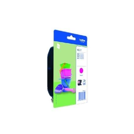 cartucho-tinta-brother-lc221mbp-magenta-260-page-ink