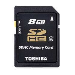 Toshiba High Speed M102 MicroSD + Adaptador 8GB Negro