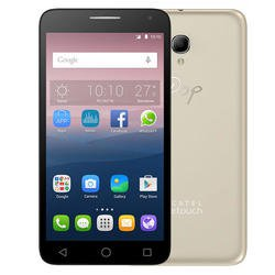 Smartphone Alcatel One Touch POP 3 Pantalla 5.5 1.5GB RAM Dorado