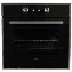 Hornos Newpol NWH800MF Color Negro Doble Grill Puerta Cristal