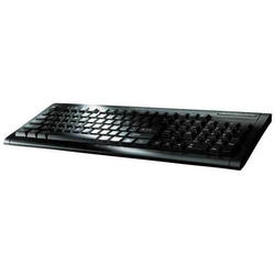 Teclado Vivanco IT-KB USB ES USB Básico Slim Negro