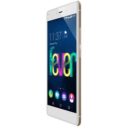 "Movil Wiko FEVER Blanco 2Gb 5.2"" Full HD 13Ghz Camara 13mp"