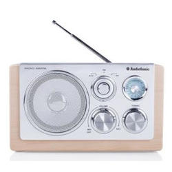Radio Retro Audiosonic RD-1540 Entrada Aux 5 W