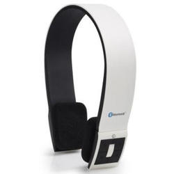 Auricular Bluetooth Audiosonic HP-1640 Alcance 10 M Blanco
