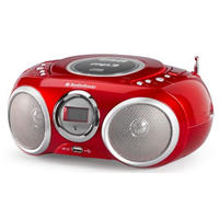 audiosonic-cd-570-usb-rojo