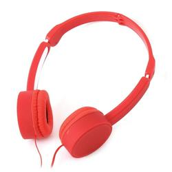 Auriculares Freestyle Omega FH3920R + Mic Rojo