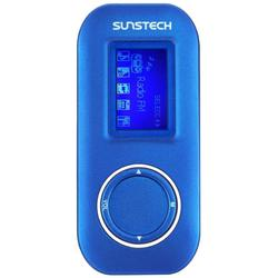 Mp3 Sunstech Fauno 4GB Azul