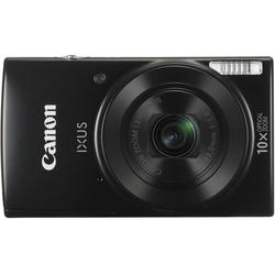 Camara Canon Ixus 182 Essentials KIT BK 8GB Digital + Funda Piel