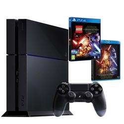 Videoconsola Sony PS4 1TB + Lego Star Wars + BluRay Star Wars