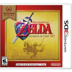 Juego The Legend of Zelda Ocarina Of Time Nintendo 3DS