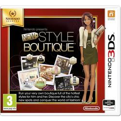 Videojuego Nintendo 3DS SELECTS New Style Boutique