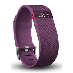 Pulsera Deportiva Fitbit Charge HR Talla Pequeña Color Lila