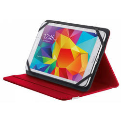 "Funda Tablet Trust 20314 Primo Folio 7-8"" Rojo"