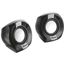 Set De Altavoces Para Pc Trust 20943 Polo Compact 2.0 Negros
