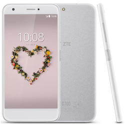 Movil Zte Blade A512 Blanco Android M Quad Core 1.1Ghz 2Gb Ram