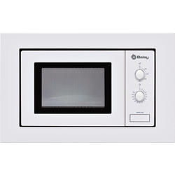 Microondas Balay 3WMB1918 Integrable Con Grill Blanco 18 L