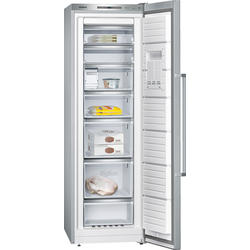 Congelador Vertical Siemens GS36NAI40 No Frost Inoxidable