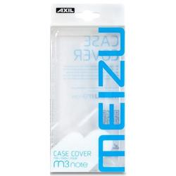 Case Cover Trasera Transparente Meizu M3 Note