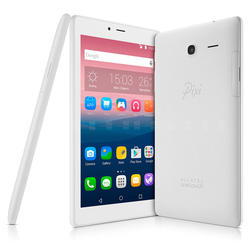 "Tablet Alcatel PIXI 4 Blanco 7"" 8GB ROM 1GB RAM Quad-Core"