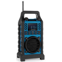 Altavoz Portátil Vivanco Duramaxx 862-BT-BL Azul MP3 USB