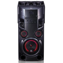 Altavoz Lg OM5560 500 W Gama 2.1 Home Music Bluetooth 4.0