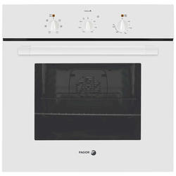 Horno Fagor 6H-114AB Blanco Integrable 60cm Limpieza Manual
