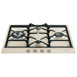 Placa Smeg SR764PS Gas Natural 4 Fuegos