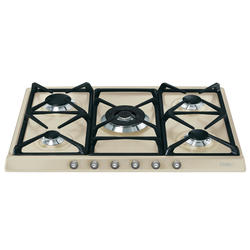 Placa Smeg SR775PS 5 Fuegos Gas Natural