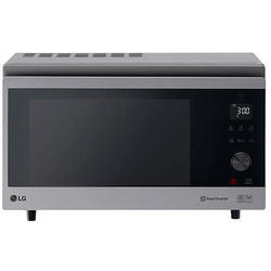 Horno Microondas Lg MJ3965ACS Smart Inverter 1100W 39 Litros