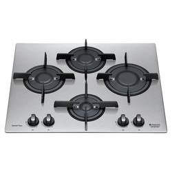 Placa Ariston Hotpoint PK 664 D GH X/HA 4 Fuegos de Gas Natural