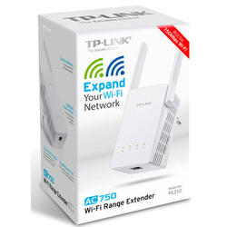 Amplificador Tplink AC750 RE210 WIFI