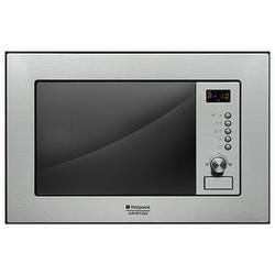 Microondas Ariston Hotpoint MWHA 122.1 X Inox 20L Multistage Cooking