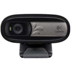WebCam Logitech C170 Negra Plug and Play Micrófono