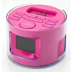 Radio Reloj Grunkel RL500 RS Reproductor y Cargador Iphone