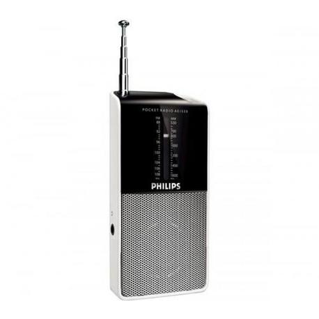 radio-port-philips-ae-153000-fm-am-altavoz-y-auricules