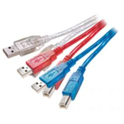 Cable vivanco usb ab 15m 2.0 colores 22854 Vivanco